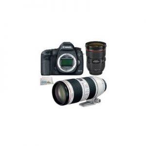 Canon 5D+24-70+70-200
