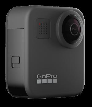 GoPro Max Angle